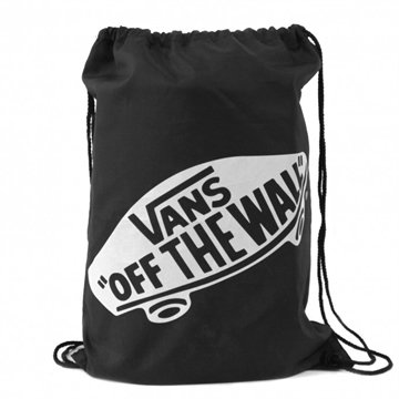 Vans Gym Bag Off The Wall Black